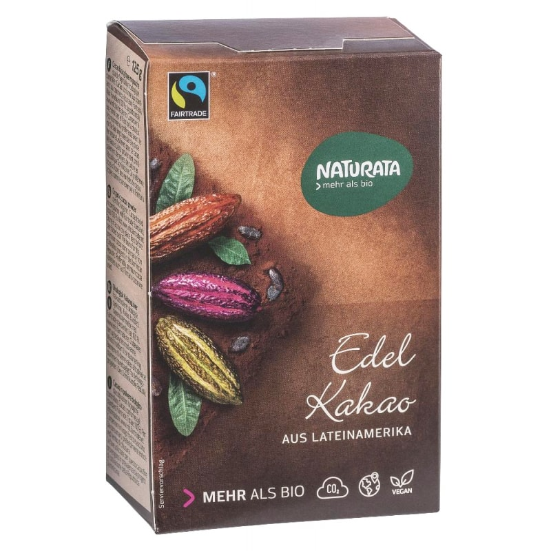 Naturata Cacaopoeder Bio / Fair 125 g