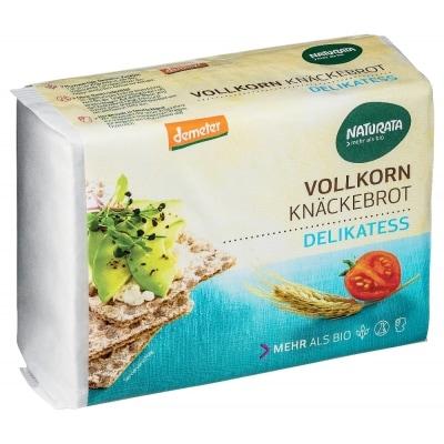 Naturata Rogge Knäckebröd Volkoren Demeter / Bio 250 g