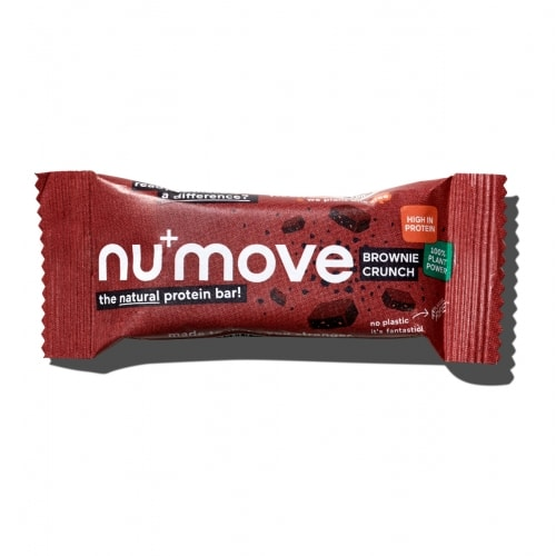 Numove Brownie Eiwitreep Bio 45 g