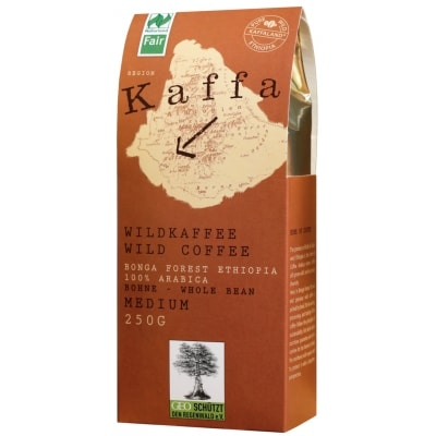 Original Food Wilde Koffiebonen Medium Naturland / Bio / Fair 250 g