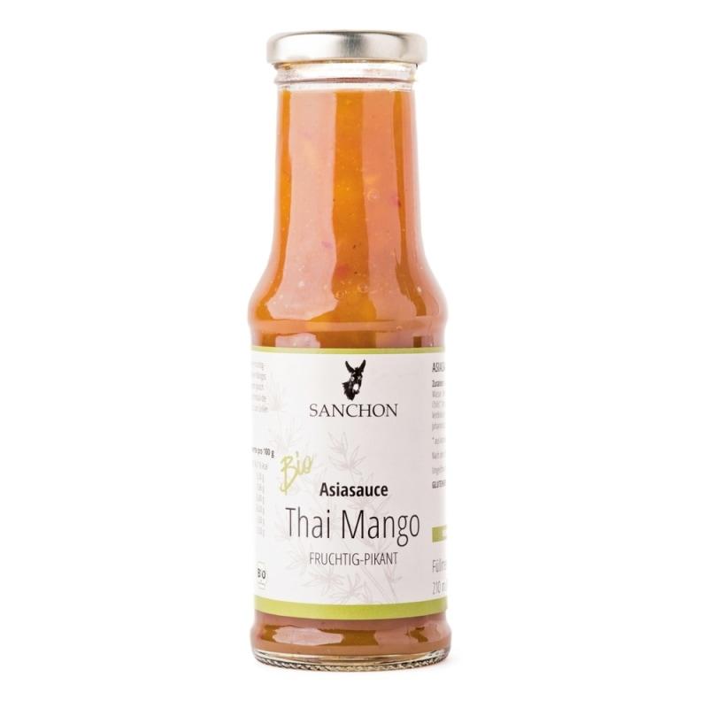 Sanchon Thaise Mangosaus Bio 210 ml