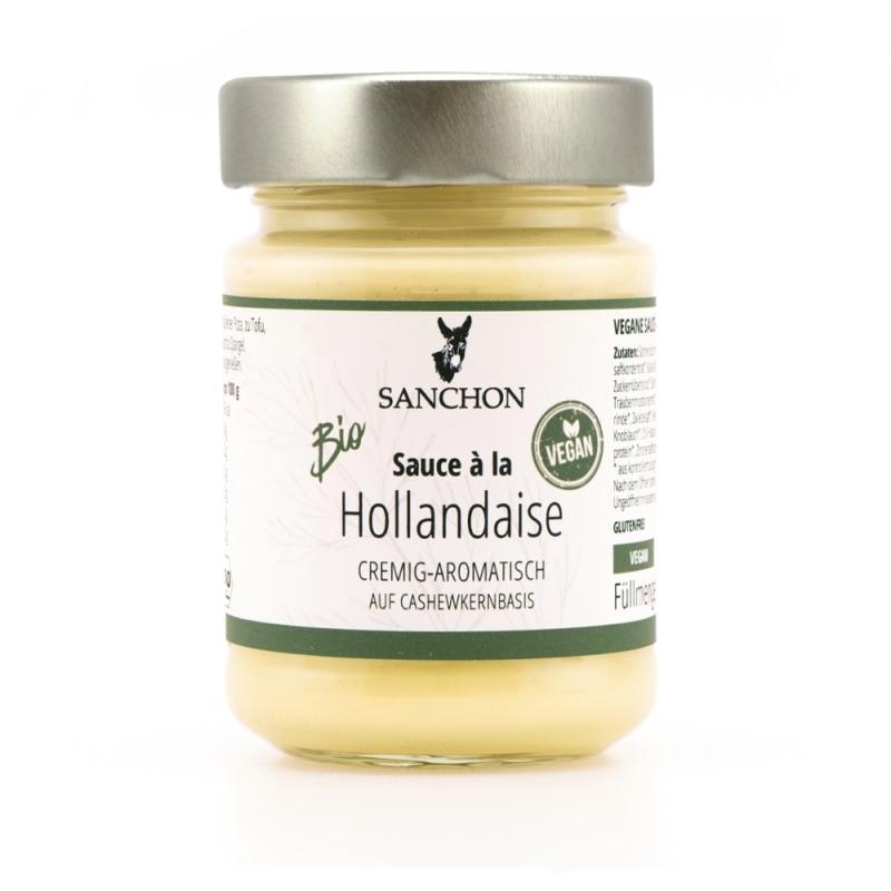 Sanchon Vegan Hollandaisesaus Bio 170 ml