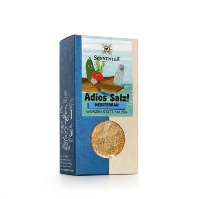 Sonnentor Adios Zout! Mediterrane Kruidenmix Bio 55 g