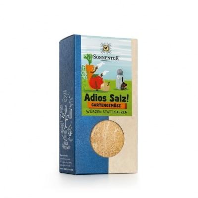 Sonnentor Adios Zout! Tuinkruiden Kruidenmix Bio 60 g