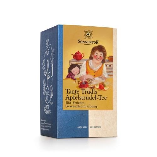 Sonnentor Apfelstrudel Thee Bio 18 x 2,5 g