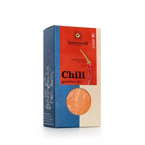 Sonnentor Chilipoeder Demeter / Bio 40 g