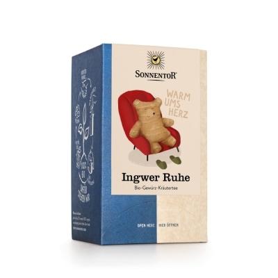 Sonnentor Gember Rust Kruidenthee Bio 18 x 1,8 g
