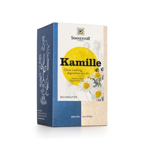 Sonnentor Kamillethee Bio 18 x 0,8 g