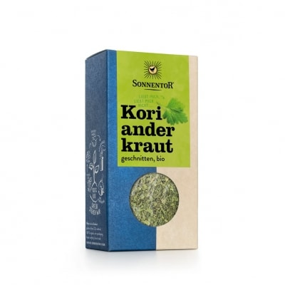 Sonnentor Korianderblad Bio 15 g