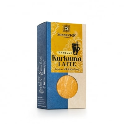Sonnentor Kurkuma Latte Vanille Bio 60 g