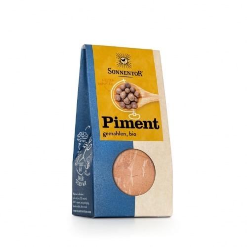 Sonnentor Piment Gemalen Bio 35 g