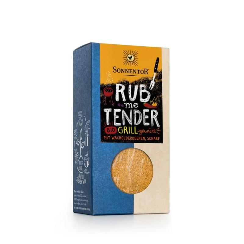 Sonnentor Rub Me Tender Grill Kruidenmix Bio 60 g