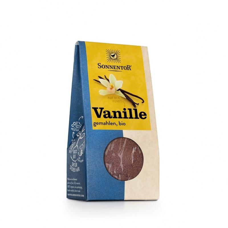 Sonnentor Vanillepoeder Bio 10 g
