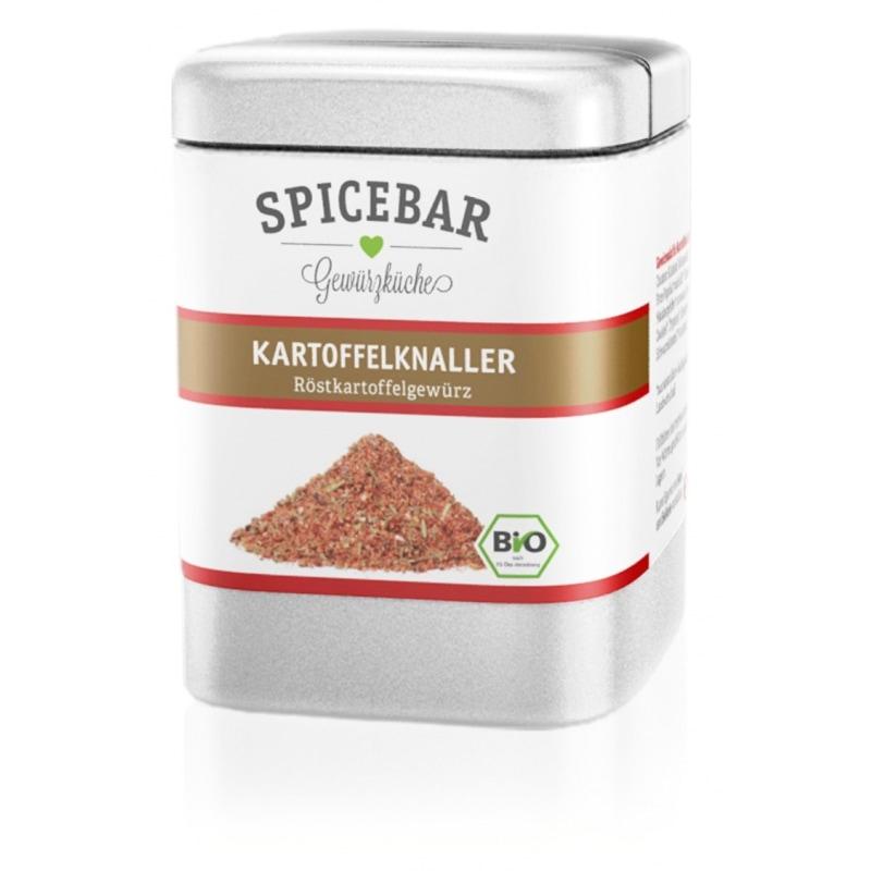 Spicebar Aardappel Kruidenmix Bio 90 g