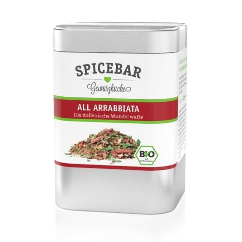 Spicebar Arrabiata Kruidenmix Bio 70 g