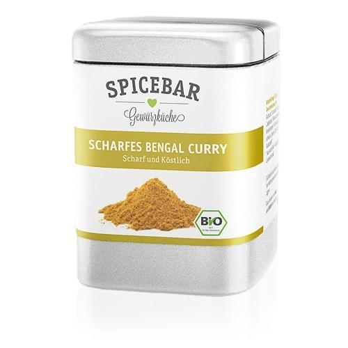 Spicebar Bengaalse Curry Kruidenmix Bio 70 g