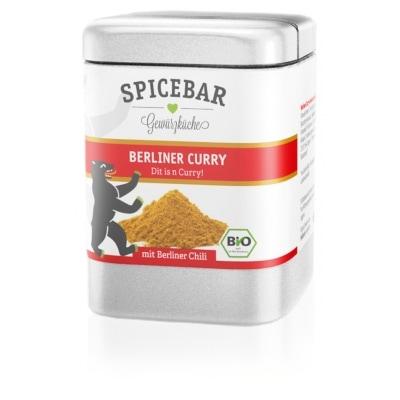 Spicebar Berlijnse Curry Kruidenmix Bio 70 g