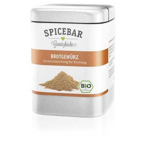 Spicebar Brood Kruidenmix Bio 75 g