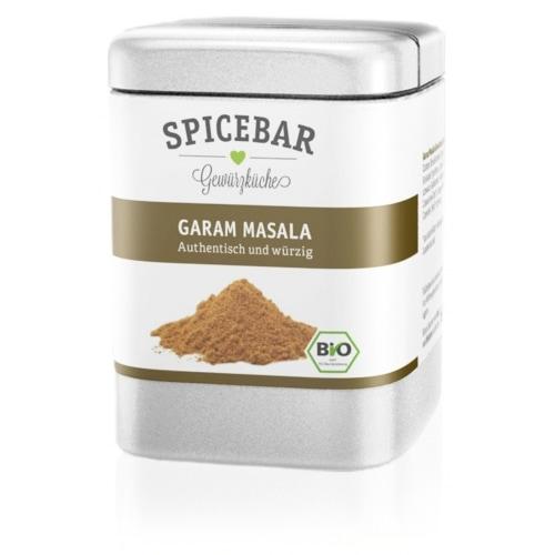 Spicebar Garam Masala Kruidenmix Bio 80 g
