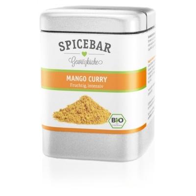 Spicebar Mango Curry Kruidenmix Bio 70 g
