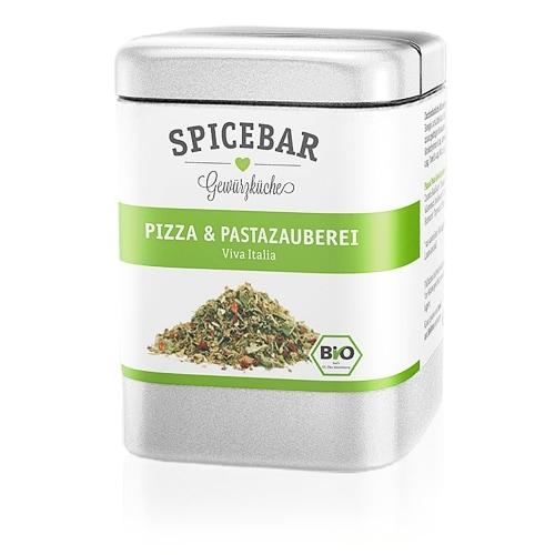 Spicebar Pizza-Pasta Kruidenmix Bio 50 g