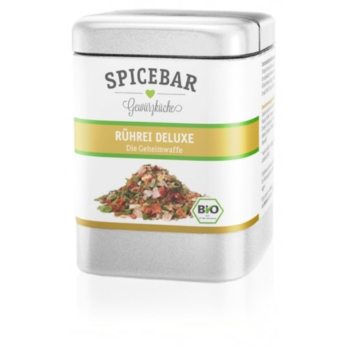 Spicebar Roerei Deluxe Kruidenmix Bio 60 g