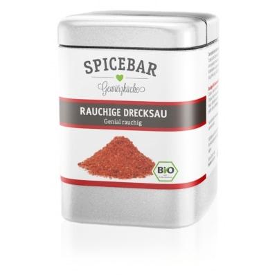 Spicebar Rokerig Varken Kruidenmix Bio 100 g