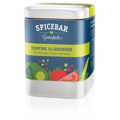 Spicebar Topping Kruidenmix Allround Bio 90 g