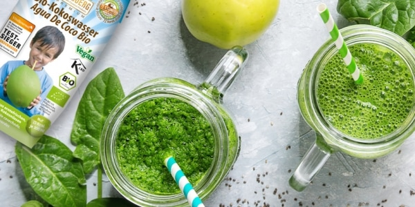 Recept: Groene Kokos Anti-Kater Smoothie