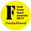 Free From Food Awards 2017